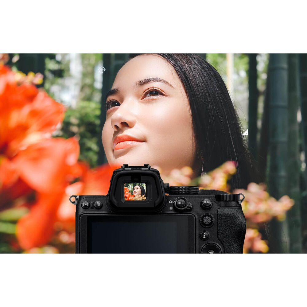 Nikon Nikkor Z5 Mirrorless Camera Body in Black, , large