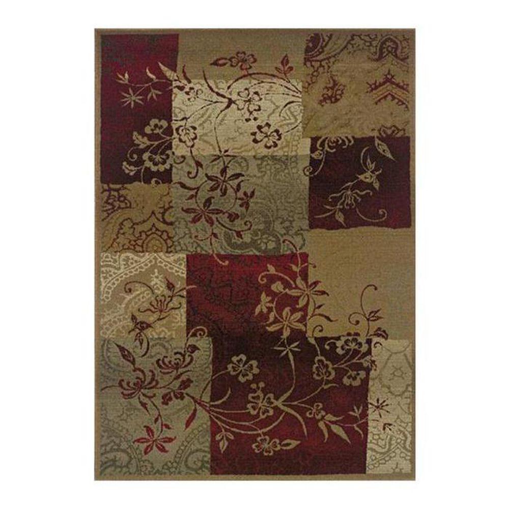 "Oriental Weavers Genesis 80X 2'3"" x 4'5"" Multi-Color Area Rug, , large"