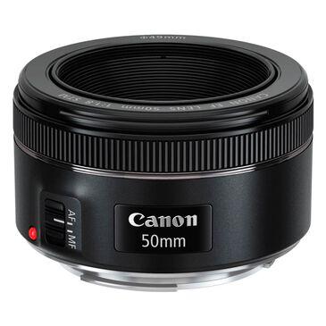 Canon EF 50mm f/1.8 STM Lens, , large