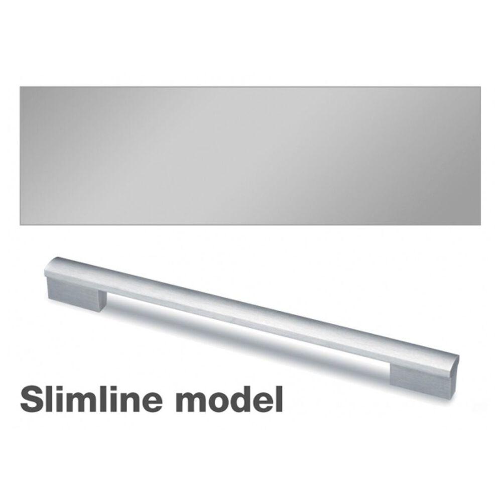 Miele Slimline Door Panel with Signature Handle, , large