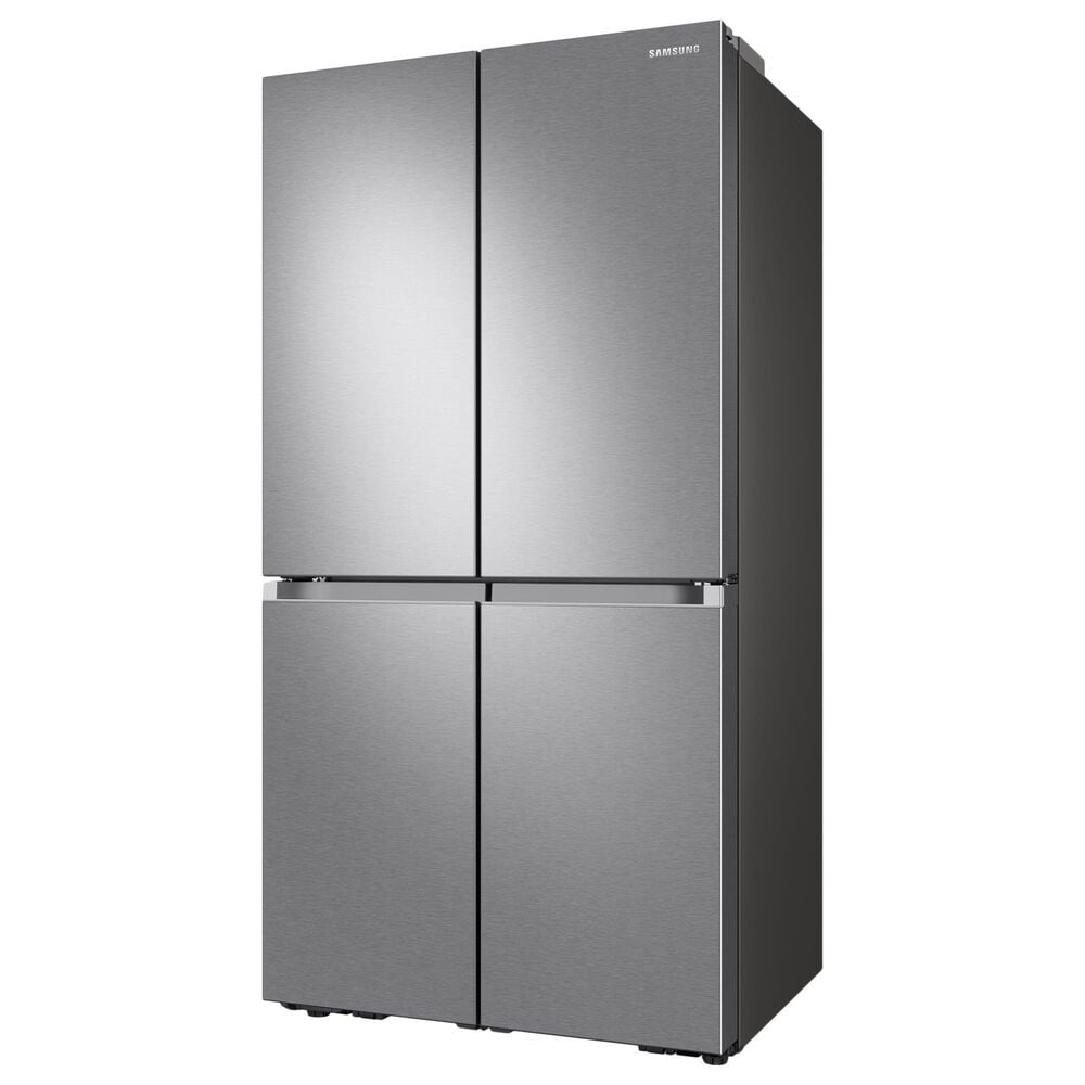 Samsung 29.2 Cu. Ft. 4-Door Flex French Door Refrigerator with Auto Fill Pitcher in Stainless Steel, , large