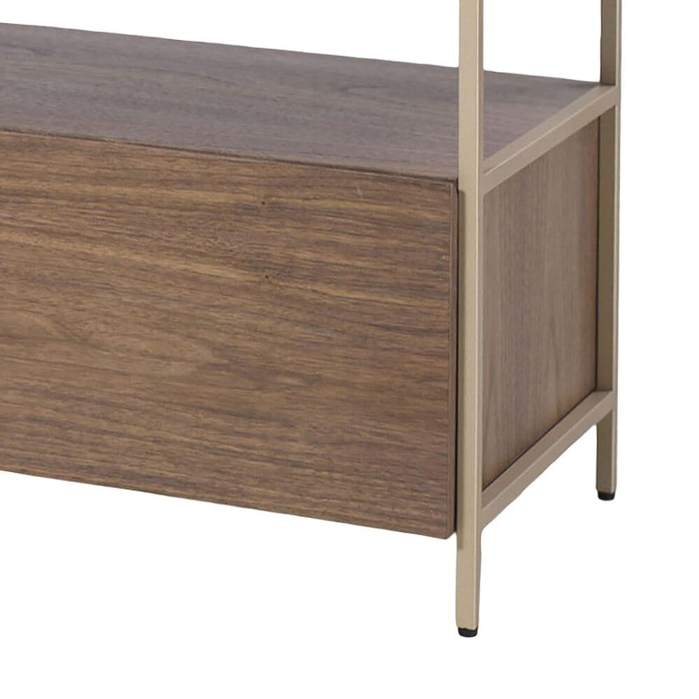 Safavieh Clyde TV Stand in Walnut, , large