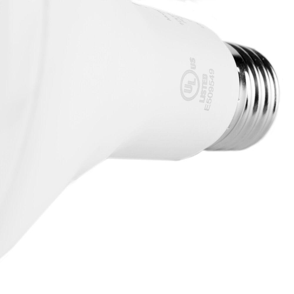 Nexxt BR30/E26 2-Pack Smart Wifi Floodlamp Bulb in White, , large