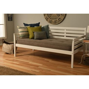 Kodiak Furniture Boho Daybed in White, , large
