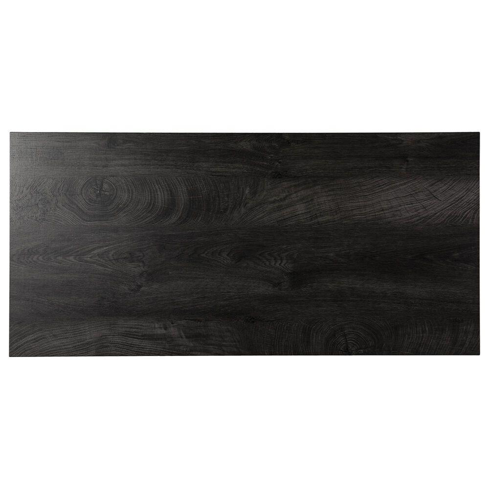 Southern Enterprises Hapsford Desk in Black/Natural, , large