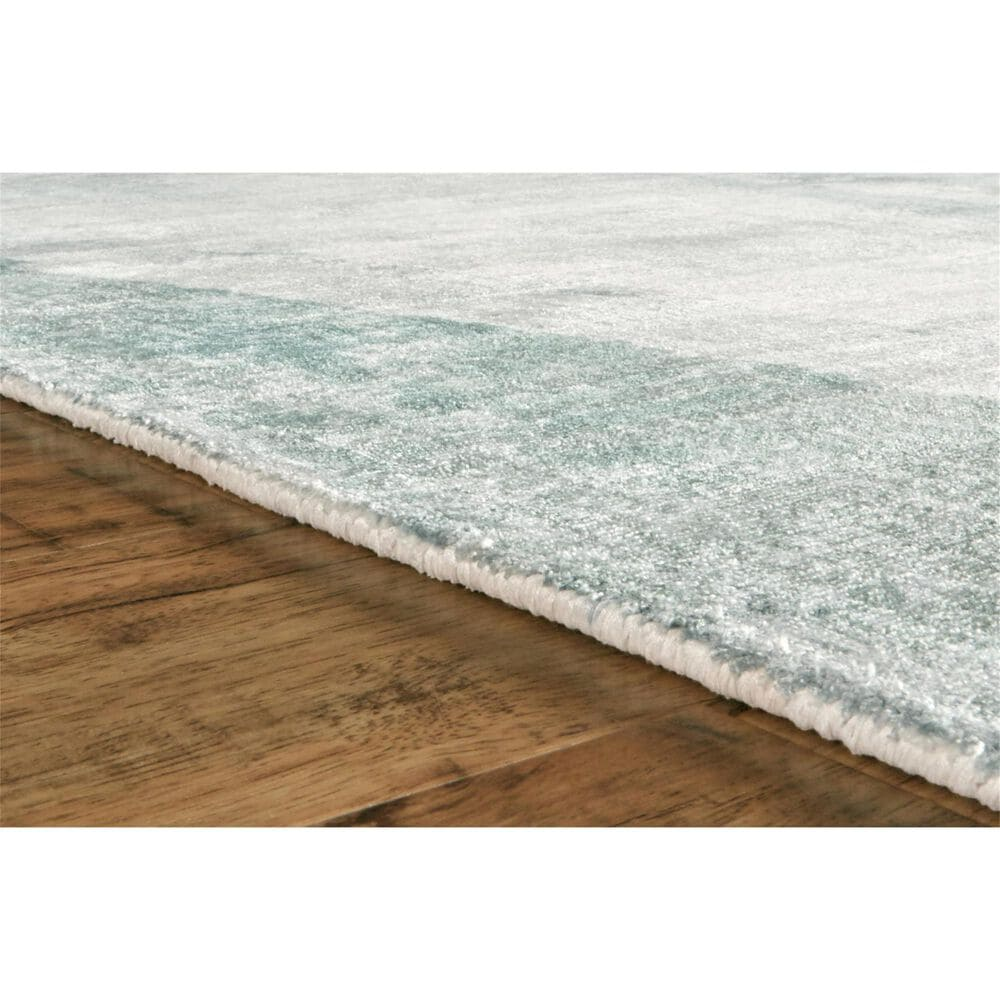 Feizy Rugs Emory 8664F 8' x 10' Green Area Rug, , large