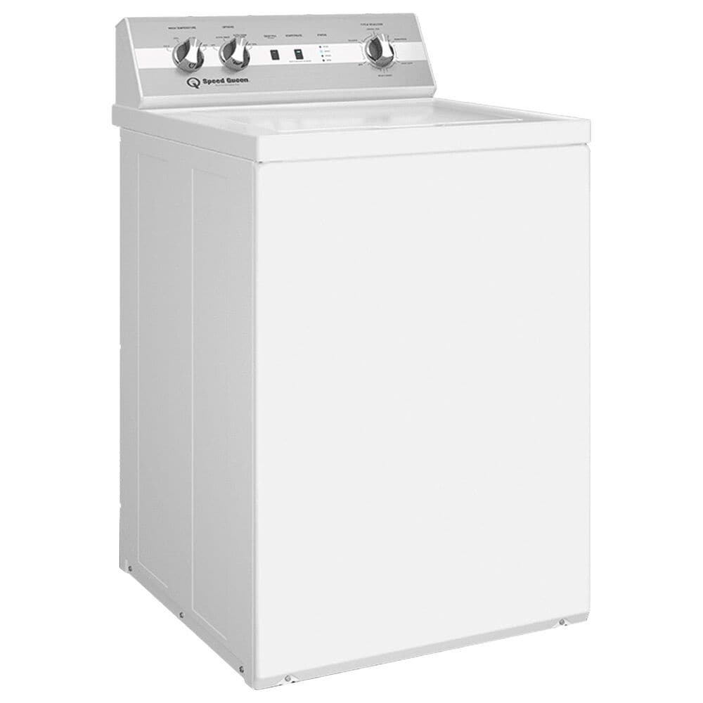 Speed Queen 3.2 Cu. Ft. Top Load Washer and 7.0 Cu. Ft. Gas Dryer Laundry Pair in White, , large
