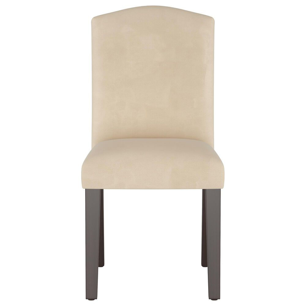 Skyline Furniture Dining Chair in Velvet Pearl, , large