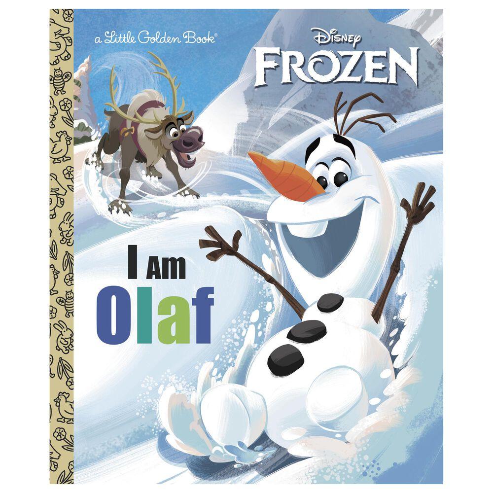 I am Olaf, , large
