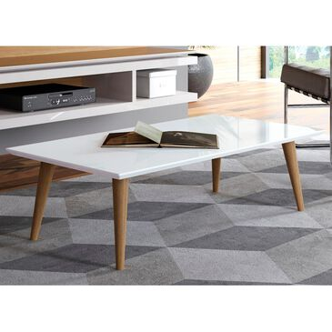 "Dayton Utopia 11.81"" Coffee Table in White Gloss, , large"