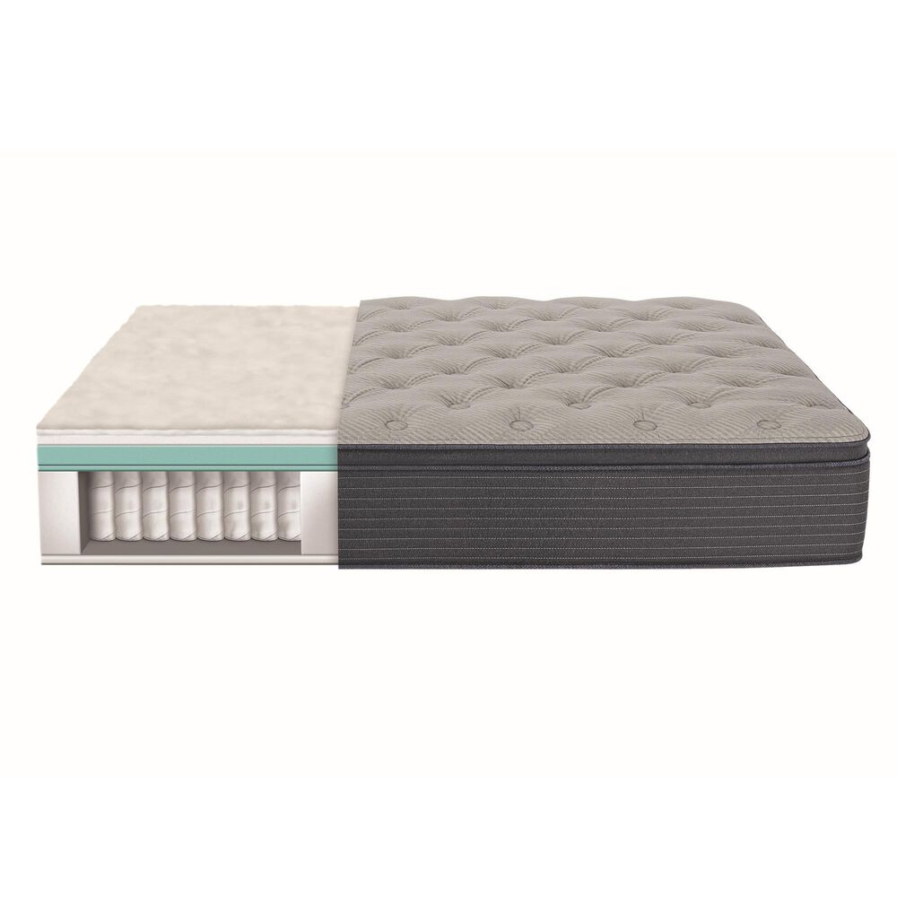 Serta Luxe Edition Grandmere Plush Euro Top Queen Mattress Only, , large
