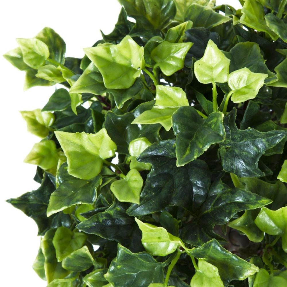 "Timberlake Pure Garden 30"" English Ivy Single Ball Topiary Tree - Set of 2, , large"