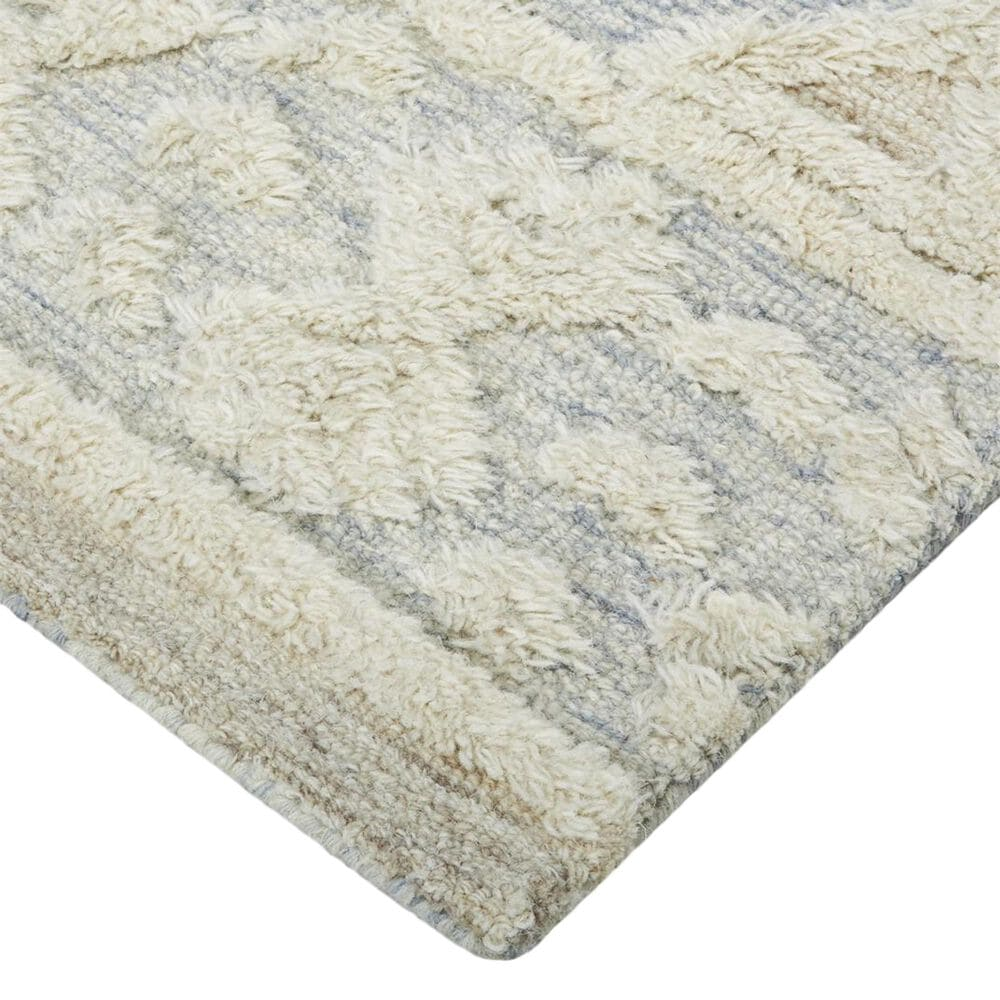 Feizy Rugs Anica 8005F 10' x 14' Blue Area Rug, , large