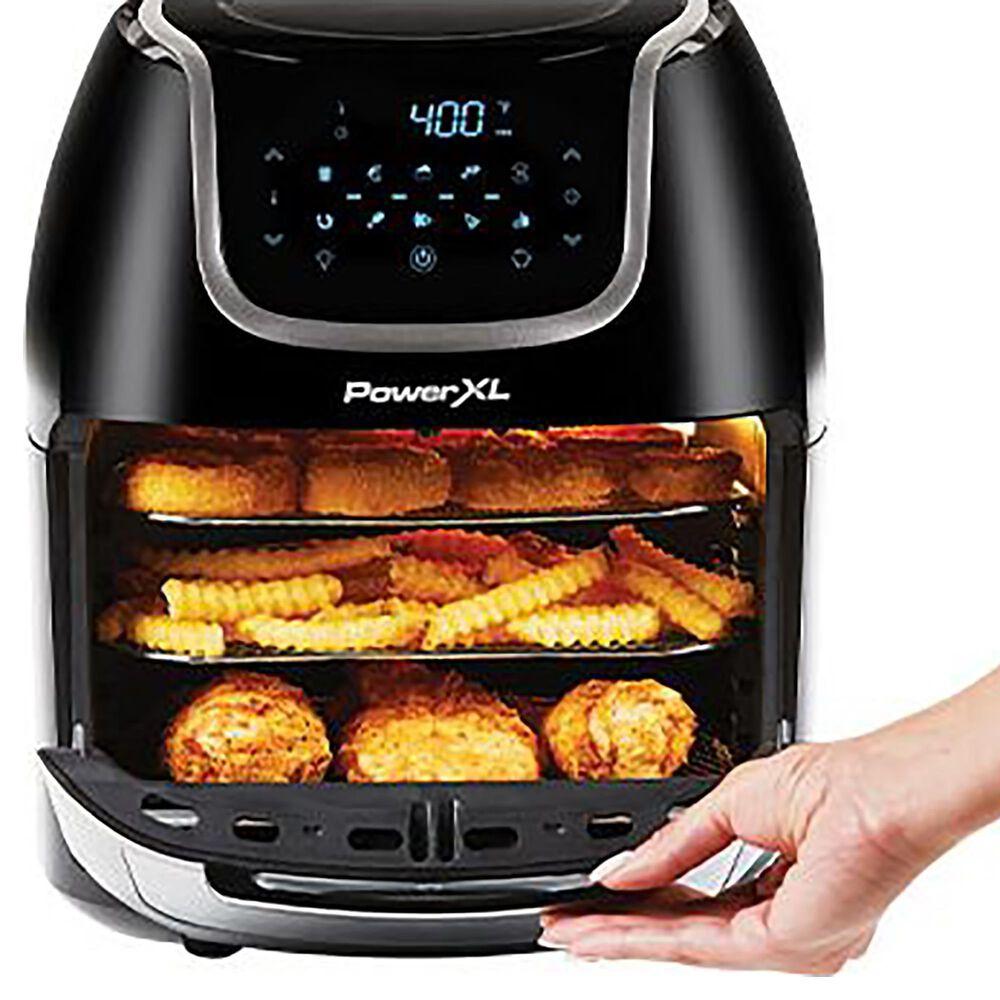 Power A 10 Qt. Air Fryer Pro in Black, , large