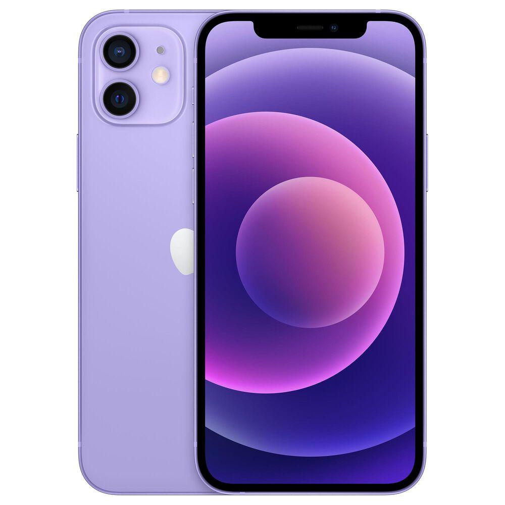 Apple iPhone 12 128GB Purple (SIM-free), , large