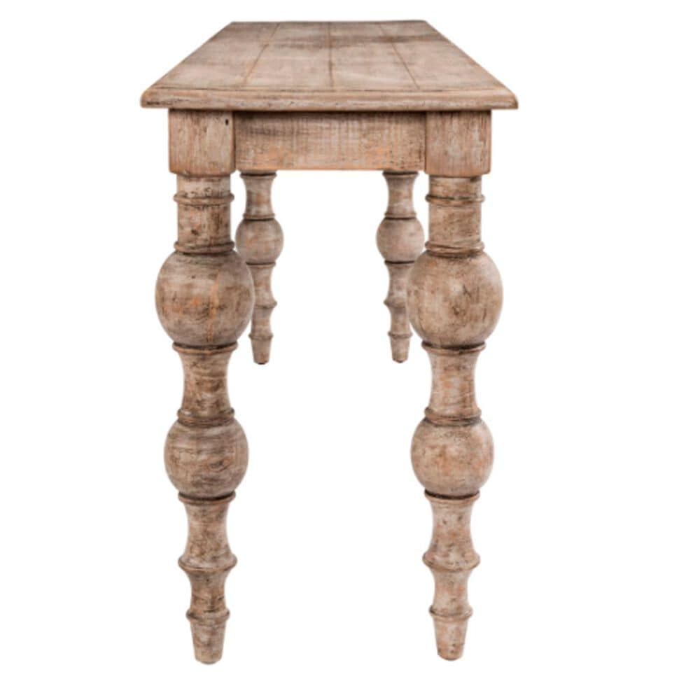 """Classic Concepts Bordeaux 72"""" Console Table in Natural, , large"""