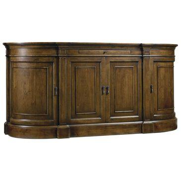 Hooker Furniture Archivist Sideboard in Soft Pecan, , large