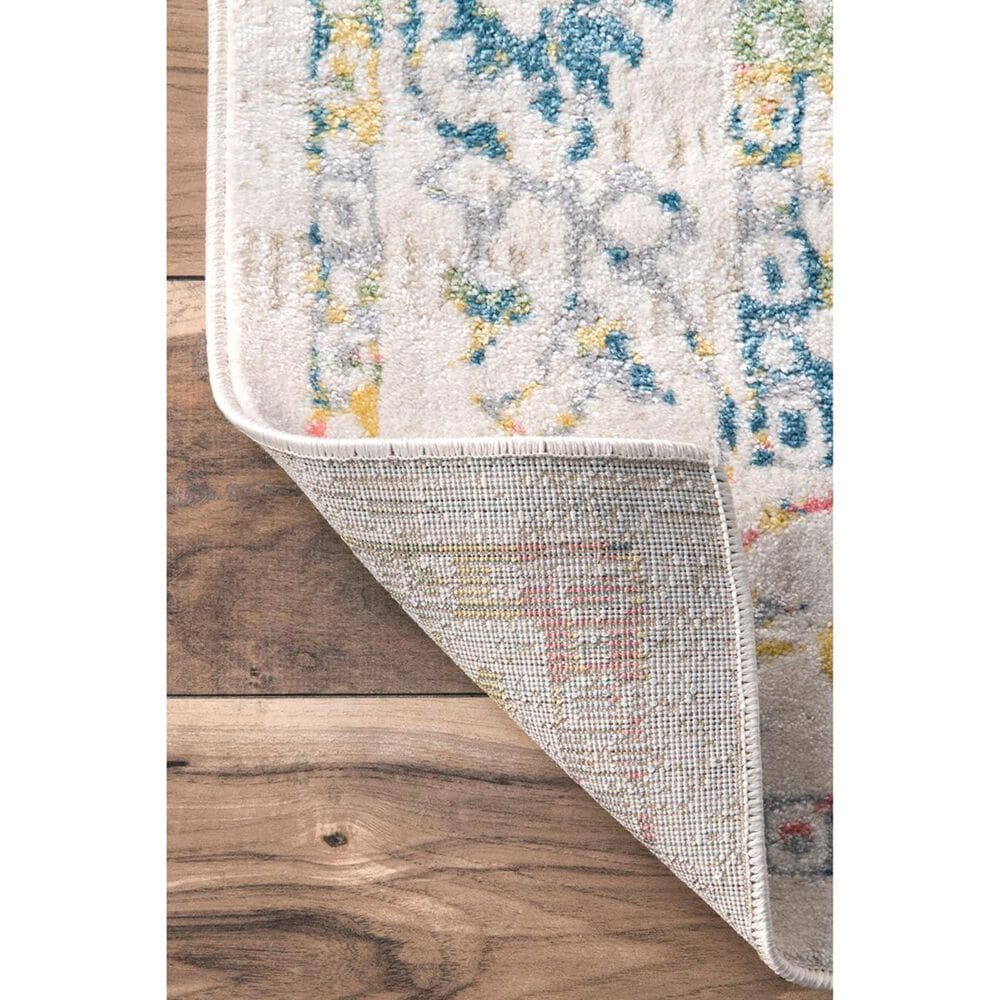nuLOOM Valley MUVL01A 8' x 10' Green Area Rug, , large
