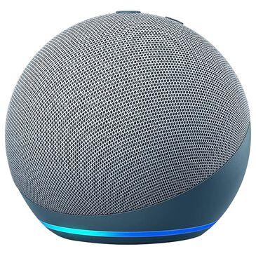 Amazon Echo Dot 4 Smart Speaker with Alexa in Twilight Blue, , large