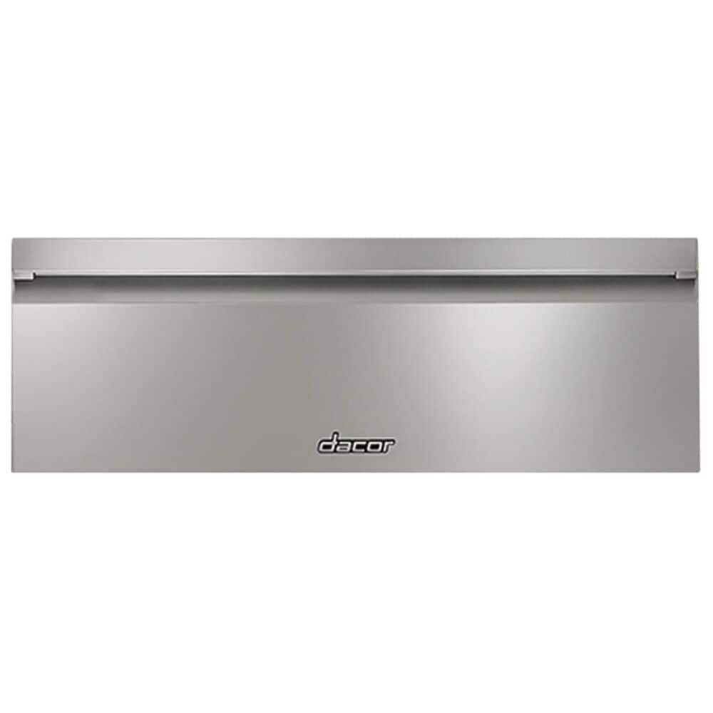 "Dacor Heritage 30"" Flush Warming Drawer in Stainless, , large"
