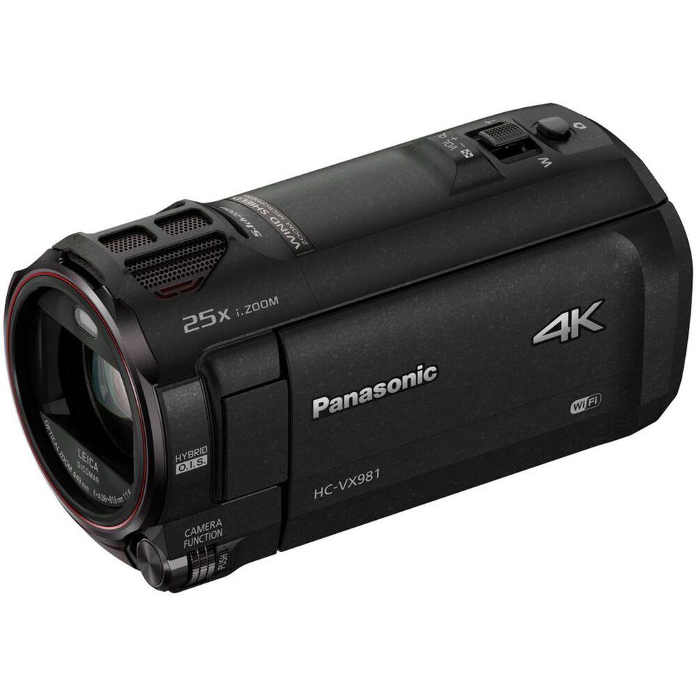 Panasonic 4K Ultra HD Camcorder, , large