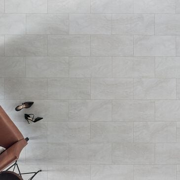 "Mannington Flex Rectangles Vienna Alabaster 12"" x 24"" Luxury Vinyl Tile, , large"
