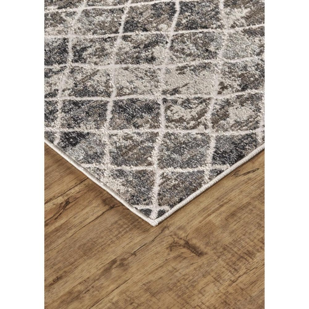 """Feizy Rugs Kano 3873F 4'3"""" x 6'3"""" Sand and Ivory Area Rug, , large"""