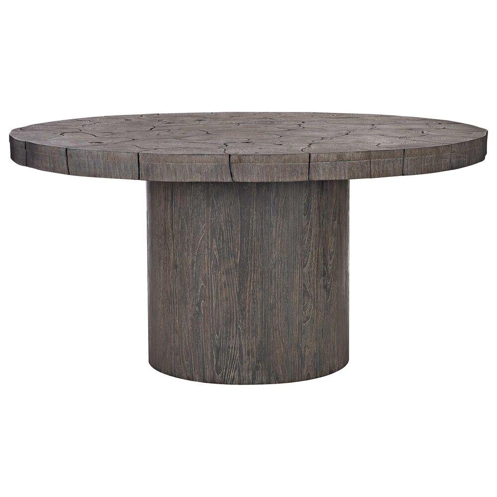 Bernhardt Medura Dining Table in Smoked Truffle, , large