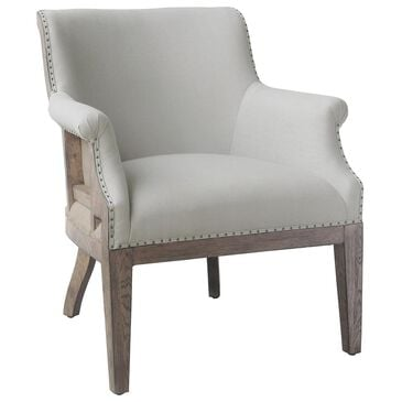 Accentric Approach Modern Authentics Arm Chair in Dove, , large