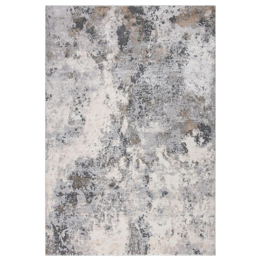 """Safavieh Lagoon LGN522A 4"""" x 6"""" Ivory and Grey Area Rug, , large"""