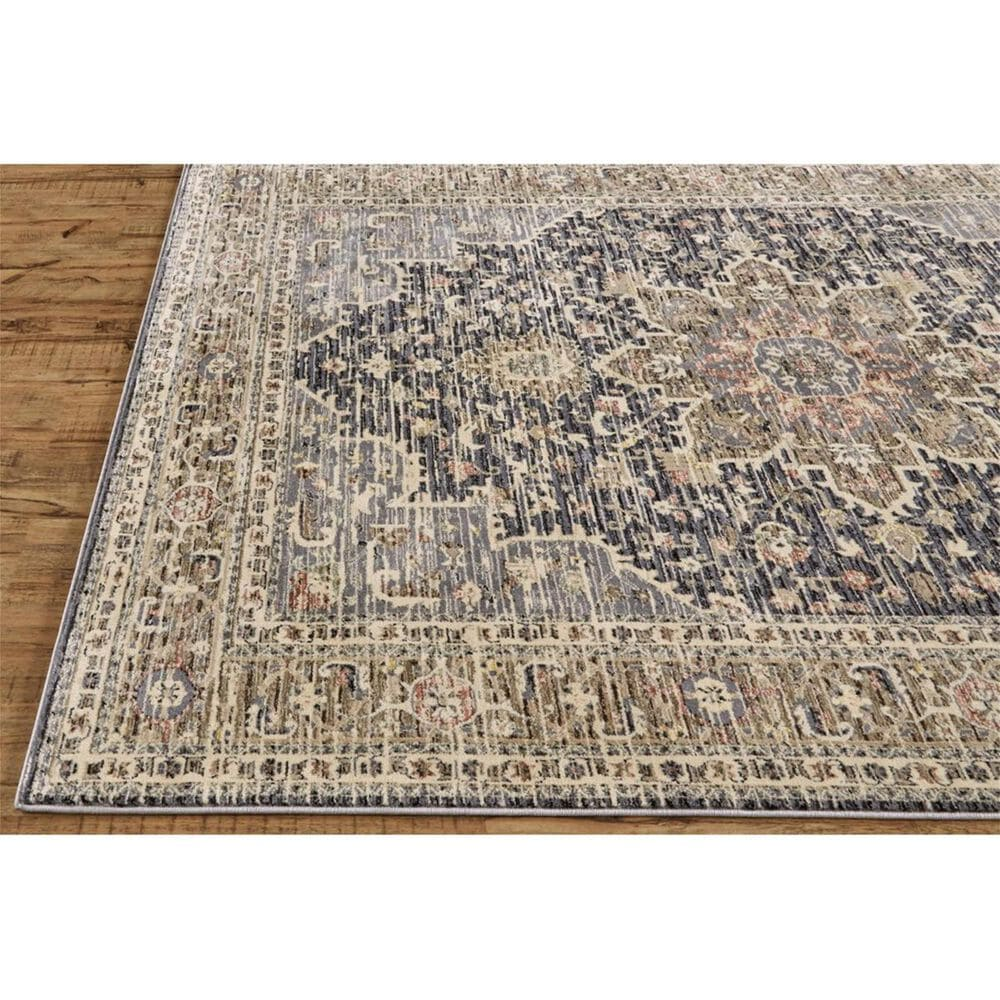 """Feizy Rugs Grayson 3578F 7'10"""" x 10'6"""" Gray and Charcoal Area Rug, , large"""