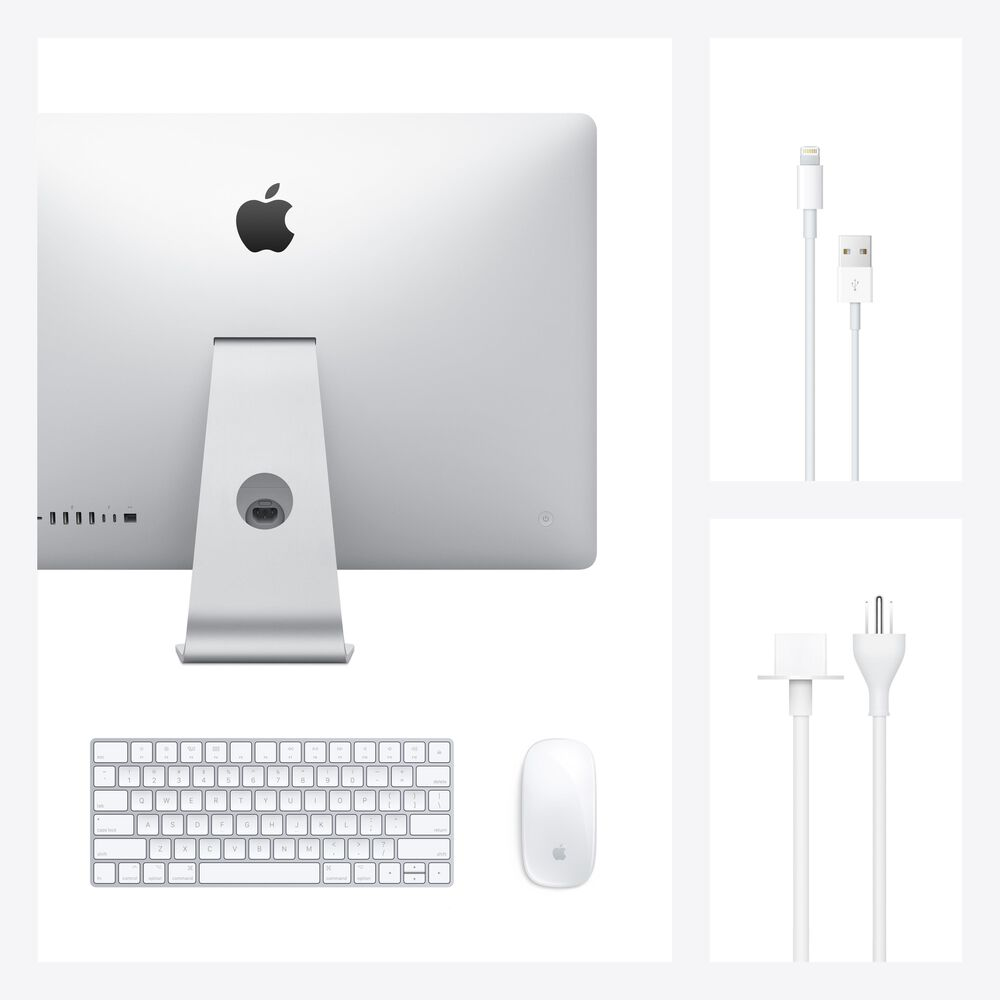 "Apple iMac 27"" - 3.8GHz 8-Core Processor - 8GB RAM - 512GB Storage - Retina 5K Display, , large"