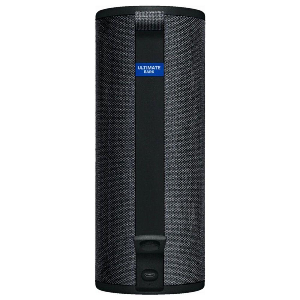 Ultimate Ears Boom 3 Portable Bluetooth Speaker in Night Black, , large