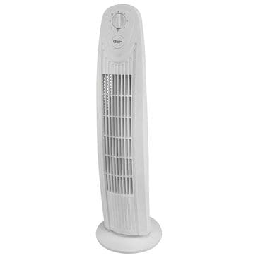 """Comfort Zone 29"""" Oscillating 3-speed Tower Fan, , large"""