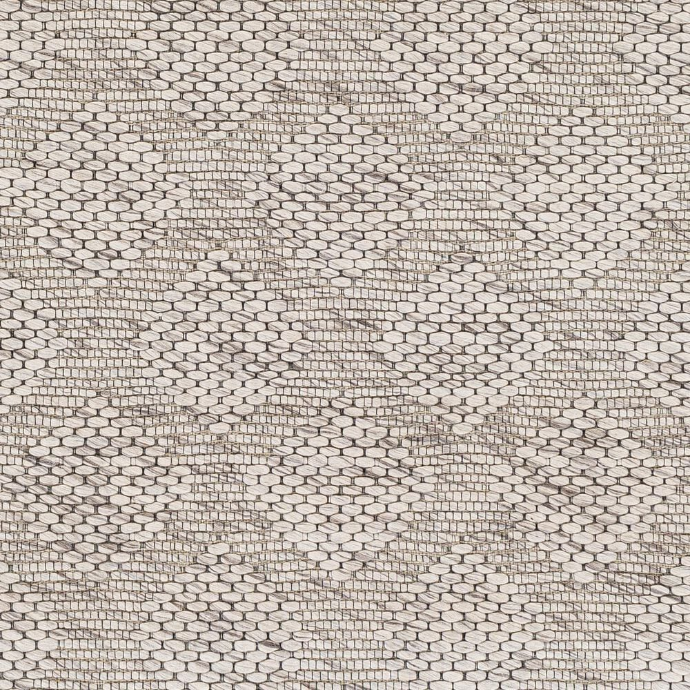 "Surya Colarado 2'6"" x 8' Taupe, Ivory and Black Runner, , large"