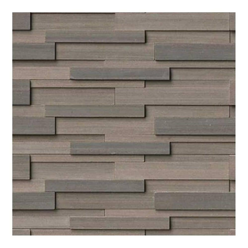 "MS International Brown Wave 6"" x 24"" Panel Natural Stone Tile, , large"