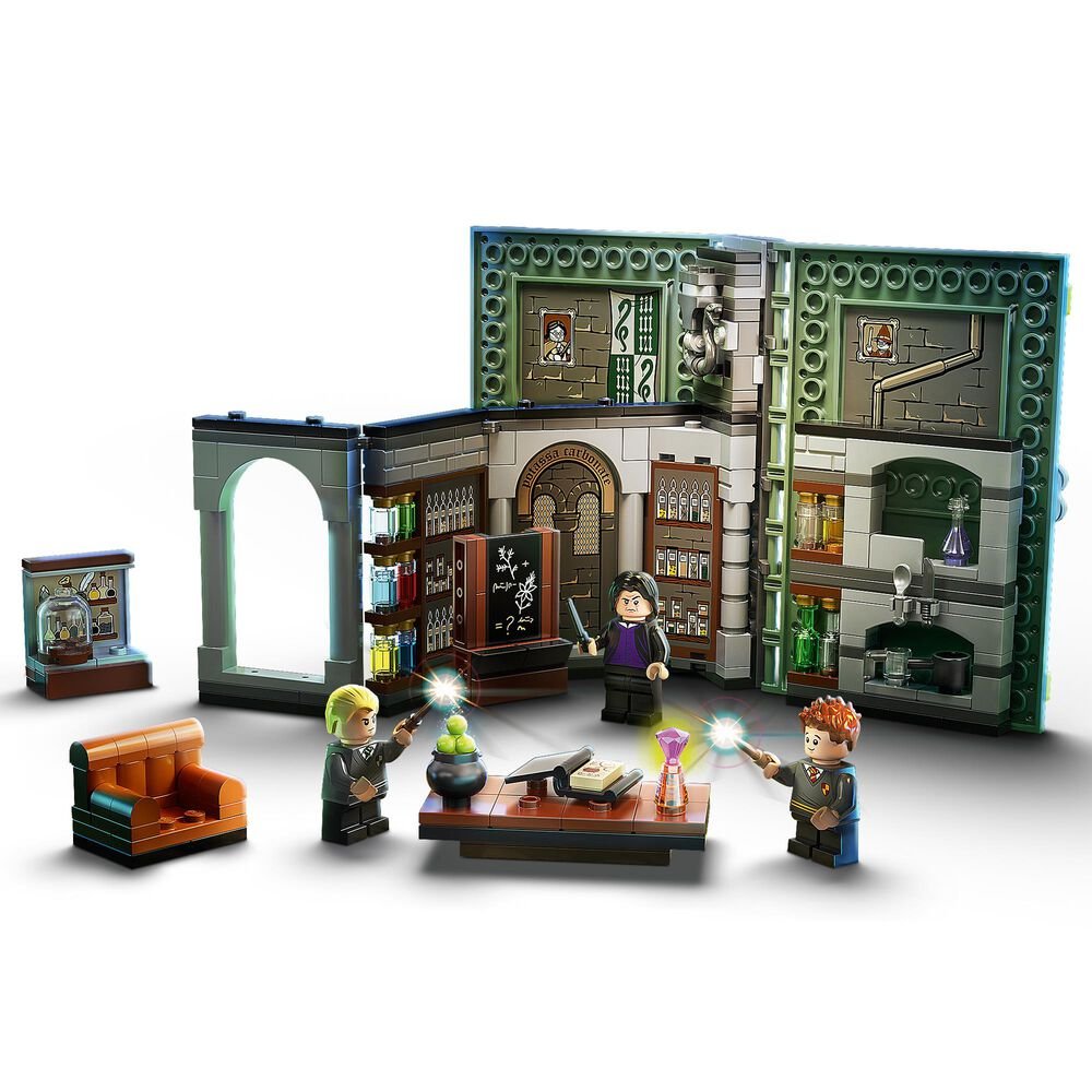 LEGO Hogwarts Moment Potions Class Building Toy, , large