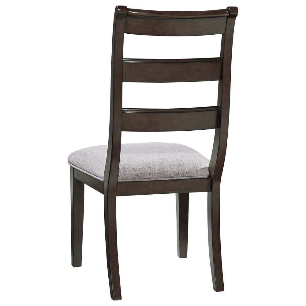 Signature Design by Ashley Adinton Side Chair in Reddish Brown, , large