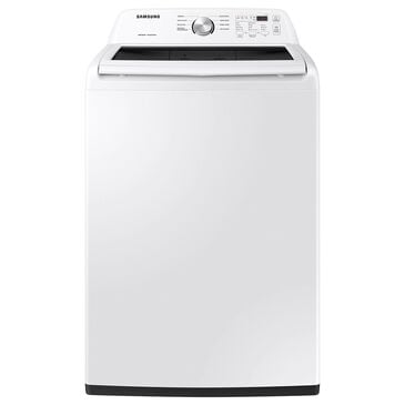 Samsung 4.5 Cu. Ft. Top Load Washer with Vibration Reduction Technology in White, , large