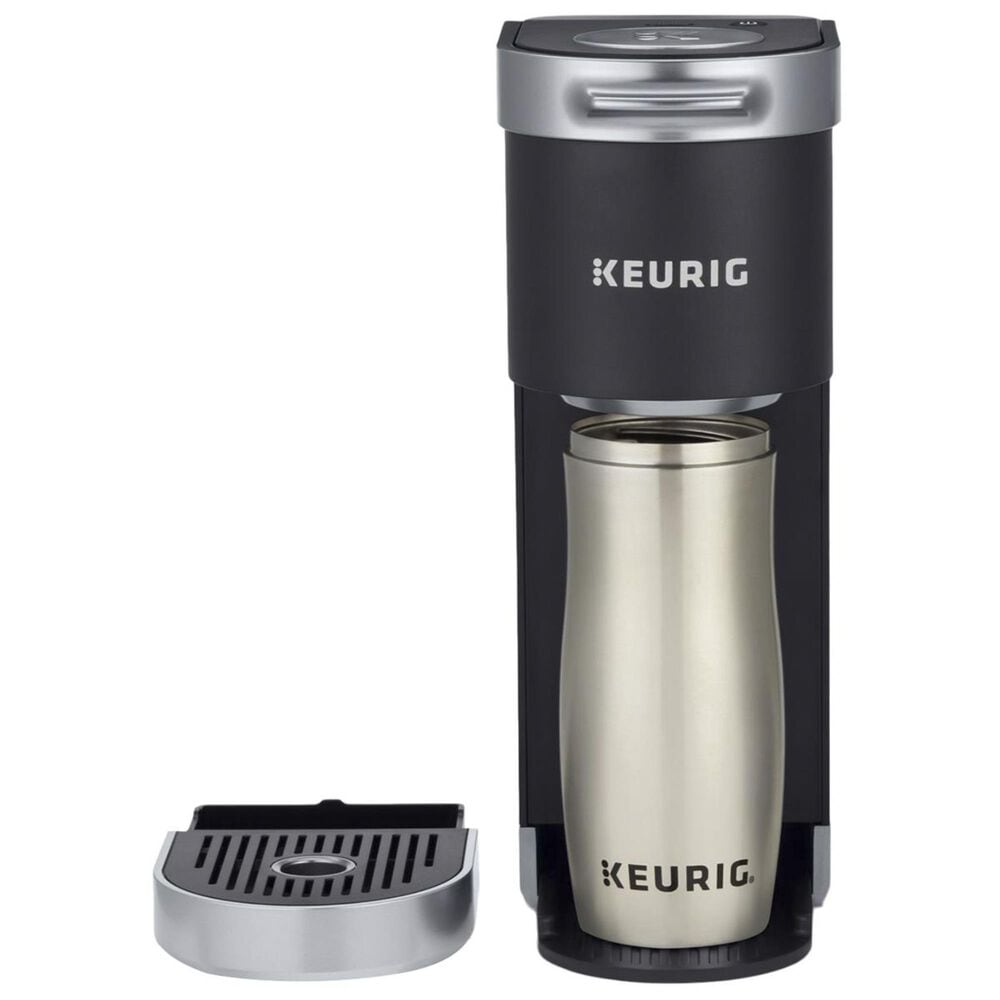 Keurig K-Mini Plus Single Serve Coffee Maker in Black, , large