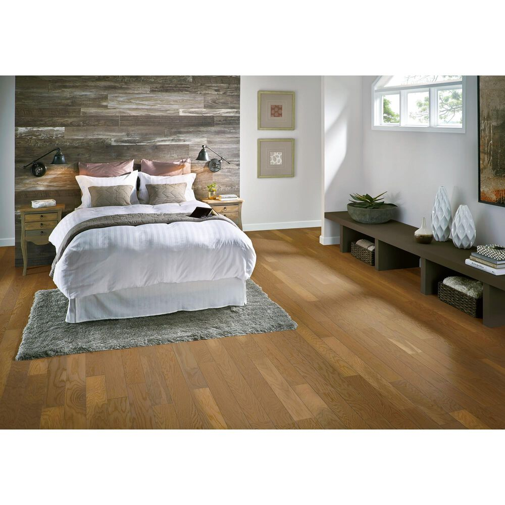 Hartco Performance Plus Natural White Oak Hardwood, , large