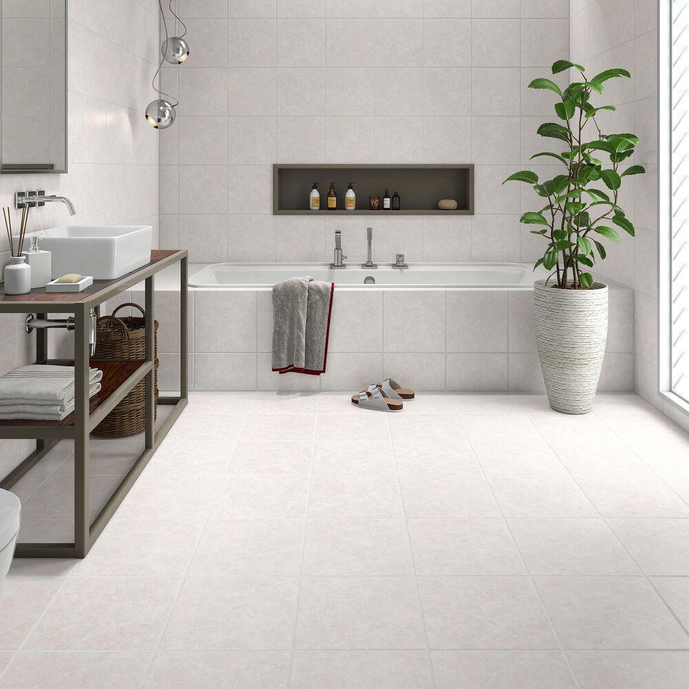 """Emser Havana White 12"""" x 12"""" Ceramic Tile, , large"""