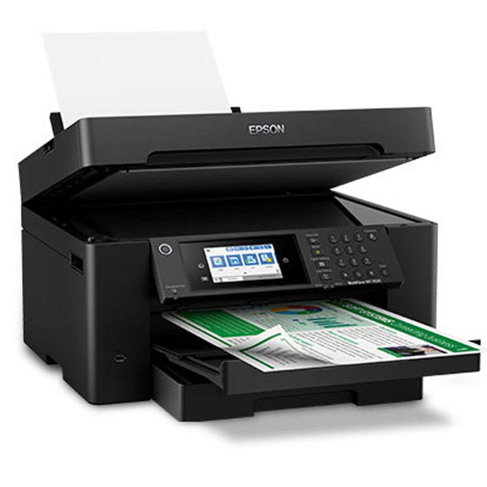 Epson WorkForce Pro Wireless Wide-format All-In-One Printer, , large