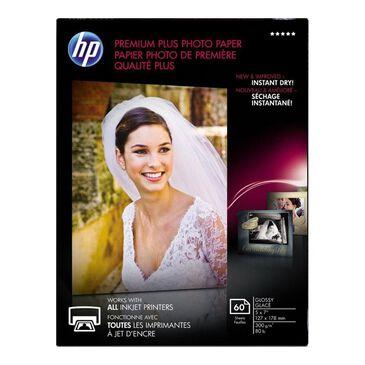"HP 5"" x 7"" Premium Plus Glossy Photo Paper, , large"