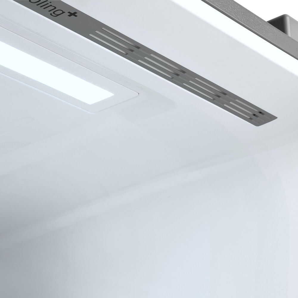LG 28 Cu. Ft. Smart Wi-Fi Enabled InstaView Door-in-Door Refrigerator in Stainless Steel , Stainless Steel, large