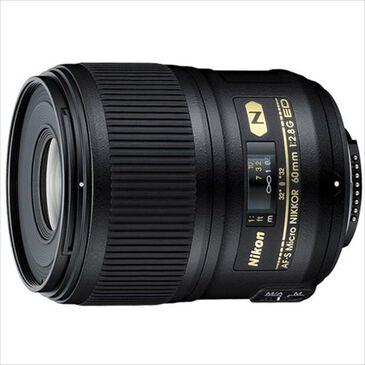 Nikon 60mm f/2.8G ED AF-S Micro-Nikkor Lens, , large