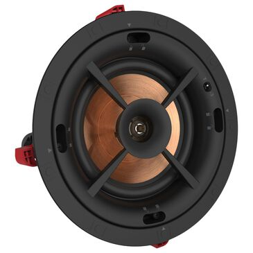 """Klipsch Professional Series 6.5"""" 2-Way In-Ceiling Speaker in Black and White (Each), , large"""