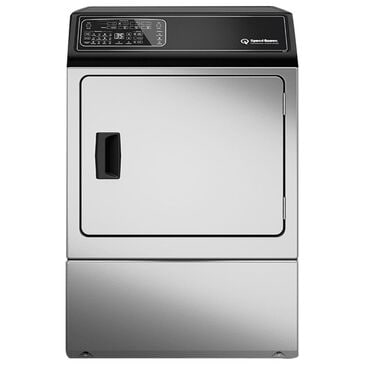 Speed Queen 7.0 Cu. Ft. Electric Dryer Classic Touch in Stainless Steel, , large