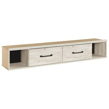 Signature Design by Ashley Cambeck Twin/Full Under Bed Storage in Whitewash, , large