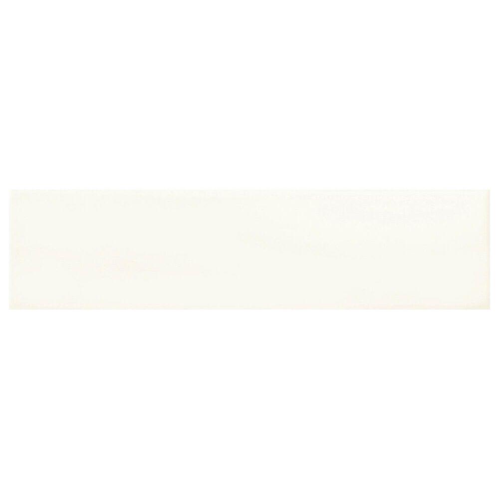 """Emser Catch Ivory 6"""" x 18"""" Matte Ceramic Tile, , large"""